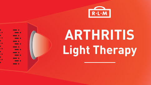 light therapy for arthritis