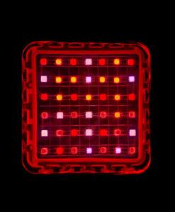 LED cob circuit for combo light