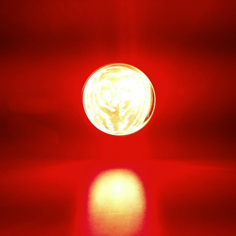 Red Infrared Combo Light Red Light Man