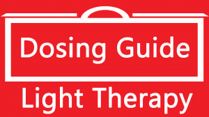 guide to dosing light therapy