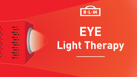light therapy for the eyes