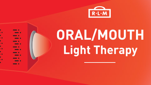 oral light therapy for mouth health