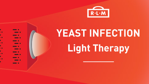 light therapy for yeast infections